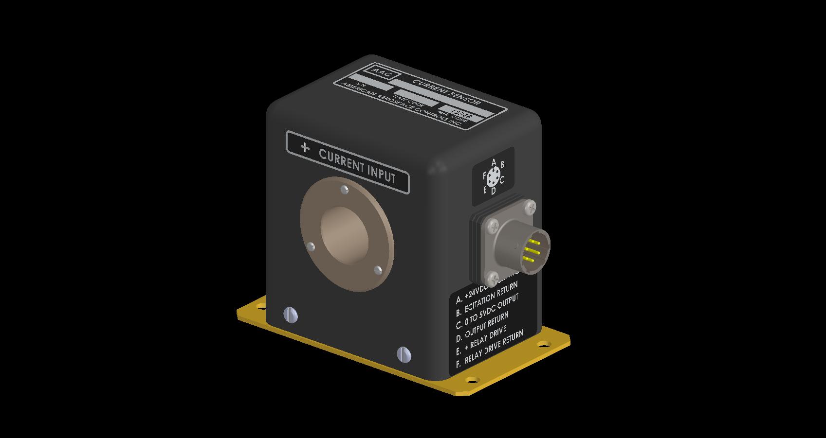 DC Current Detectors