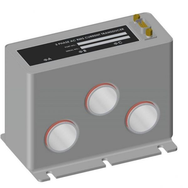 3 Phase AC Current (RMS) Transducer